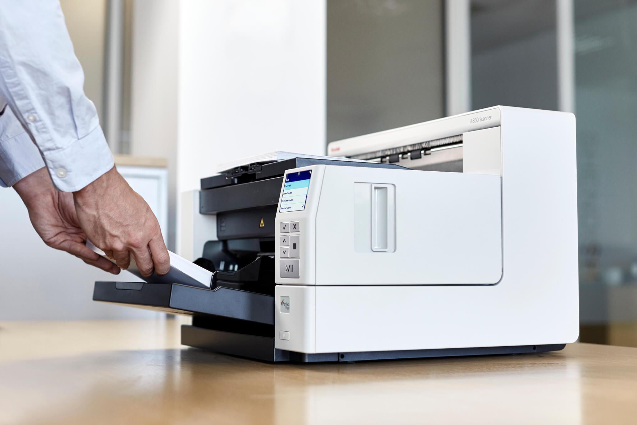 Alaris Production Scanner | Model i4250